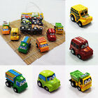 6X Mini Cute Truck Car Kids Children Boy Toy Xmas Birthday Party Gift k