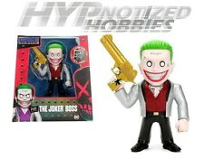 "JADA 6"" DIE-CAST METAL SUICIDE SQUAD THE JOKER BOSS 97945-12"