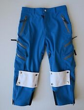 Ski Snow Pants Blue Kids Size L Insulated