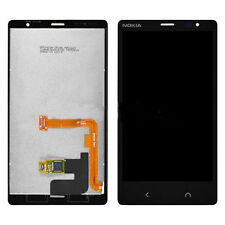 BLACK NOKIA X2 DUAL SIM LCD Display + Touch glass Screen Digitizer Assembly