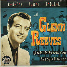 ROCKABILLY REPRO: GLEN REEVES Rock-A-Boogie Lou/Betty's Bounce SLEAZY-DECCA CUTS