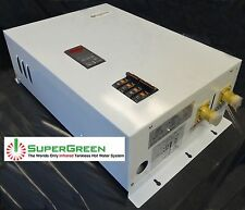 GREEN ENERGY, ON DEMAND Infrared Electric Tankless Water HTR. 3 LEED Credits