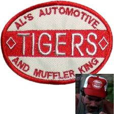Replica Tigers Logo Hat Embroidered Patch Magnum P.I. Tom Selleck All Automotive