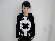 NEW Anime ONE PIECE Shichibukai Bartholemew·Kuma Cosplay Hoodie Hooded T-Shirt