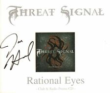 Threat Signal(Promo signed CD Single)Rational Eyes-Nuclear Blast-NB 168-New