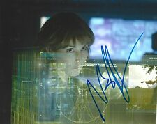 Noomi Rapace signed Prometheus 8x10 photo - In Person Exact Proof Alien Covenant