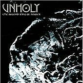 Unholy-Second Ring Of Power CD NEW