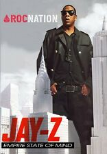 JAY Z - EMPIRE STATE OF MIND - MUSIC VIDEOS DVD FT. RIHANNA, BEYONCE, KANYE WEST
