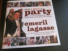 Every Day's a Party : Louisiana Recipes for Celebrating..(1999,hardcover)book