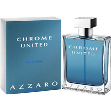 Azzaro Chrome United EDT 100ml for men Branded Perfume
