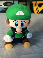LUIGI  PLUSH TOY.NINTENDO.MARIO BROS