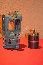 VINTAGE Wild Heerbrugg T16  Theodolite +  Surveying SQUARE Alidade Goniometre