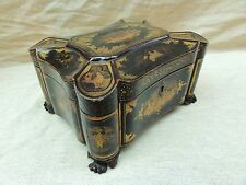 A Chinese Lacquered Export Box