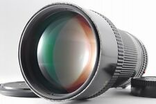 【EXC+++】Canon NEW FD 200mm F2.8 NFD MF Lens For F Mount from Japan #1539