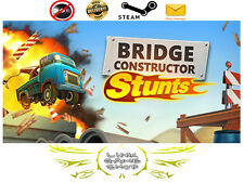 Bridge Constructor Stunts PC & Mac Digital STEAM KEY - Region Free