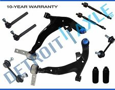 Brand NEW 10pc Complete Front + Rear Suspension Kit for 2003-2004 Nissan Murano