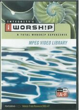 iWorship MPEG Video Library Volumes A-F (DVD-ROM, Integrity Music)