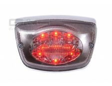 LED Feux Arrière Teintés Chrome E-Approuvé Piaggio Vespa LX 50 2T 4T - 125 150