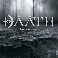 DAATH - The Hinderers (CD 2007) USA Import EXC Roadrunner Death Metal