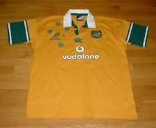 New Vintage Authentic Canterbury Wallabies Rugby Jersey #13 Spencer Mens XXL