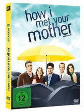 3 DVD-Box ° How I met your mother - Staffel 8 ° NEU & OVP