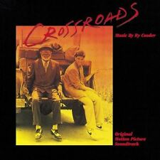 Ry Cooder - Crossroads - Original Motion Picture Soundtrack - Album Damaged Case