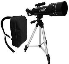Orbinar viaggio telescopio cannocchiale 400/70 incl. attrezzatura completa + Zaino