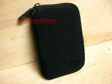 Western Digital My Passport Black Neoprene Case Pouch WDCC08RNN WD External HD