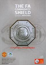 * 2013 COMMUNITY SHIELD - MAN UTD v WIGAN ATHLETIC *