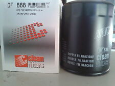 FILTRO OLIO CLEAN DF 888 CORRISPONDE  FILTRO TECNOCAR RD 3003 DOPPIA FILTRAZIONE