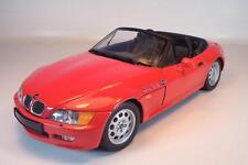 Ut modello 1/18 BMW Z 3 Cabrio Rosso #2145