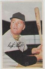 RUSTY STAUB 1969 MLB Photostamps Montreal Expos Houston Astros EX+/NR MT