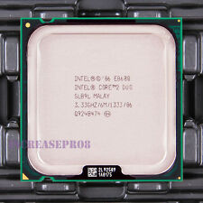 Intel Core 2 Duo E8600 SLB9L CPU Processor 1333 MHz 3.33 GHz LGA 775/Socket T