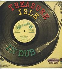 VARIOUS ARTISTS  TREASURE ISLE IN DUB NEW CD £9.99