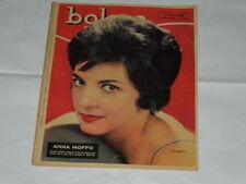 ANNA MOFFO-BRADFORD DILLMAN-PAOLO FERRARI-JAMES DARREN-BOLERO 1960-