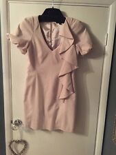 French Connection Dress Dusky Pinks use 10