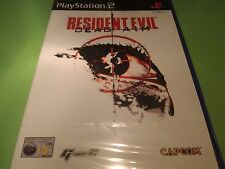 Raro, Sellado, PS2 Resident Evil Dead Aim!!!
