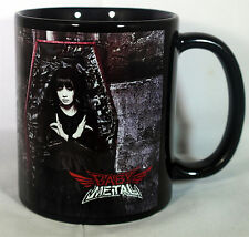 BABYMETAL Black coffee MUG CUP - Japanese pop group - J pop - baby metal