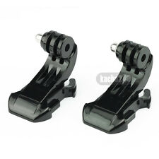 2 Excellent Vertical J-Hook Buckle Mount Adapter Holder For GoPro HD Hero 2 3 3+