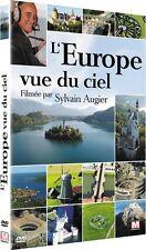 L'Europe Vue Du Ciel - Filmée par Sylvain Augier - DVD Neuf sous Blister