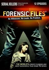 FORENSIC FILES SERIAL KILLERS New Sealed 2 DVD Set 12 Episodes