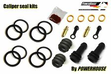 Kawasaki KZ 1000 P21-24 POLICE front brake caliper seal kit 2001 2002 2003 2004