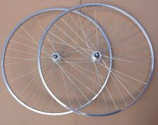 27 X 1 1/4 Road Bike Wheels Vintage Racer Sports Racing Bicycle 27x1 1/4