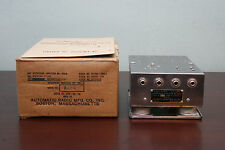 Interphone Amplifier BC-709-B U.S. Signal Corps WWII Training Aircraft Air Force