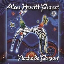Alan Hewitt Project Noche de Pasion' (CD, Music, Jazz, 215 Records, 2004) NEW