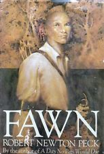 Fawn by Robert Newton Peck (1975, Hardcover), Signed by Author