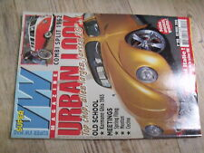 $$ Super VW Mag N°206 Combi Buggy Cox Carmann... Poster 4 pages