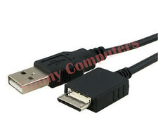 USB Data Cable Cord Lead For SONY NWZ-A25 NWZ-A25HN NWZ-A27HN A25 A27 MP3 PLAYER