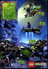 Lego--Die haben ein Rad ab! -- Space Police--Werbung von 1992-