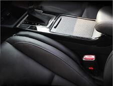 Leather Soft Car Seat Padding Gap Holster Filler leakproof Strip Black 2 PCS